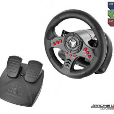 Volan Universal Subsonic Racing Wheel With Pedals