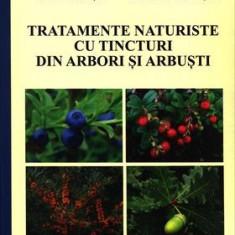 Tratamente naturiste cu tincturi din arbori și arbuști