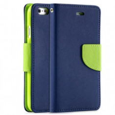 Husa Mercury Fancy Diary Samsung Galaxy Tab 3 7.0 Blue Blister