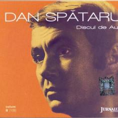 CD Dan Spătaru – Discul De Aur, original