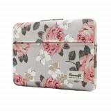 Cumpara ieftin Husa Upzz Tech Canvaslife Sleeve Compatibila Cu Laptop / Macbook 13-14 Inch Roz