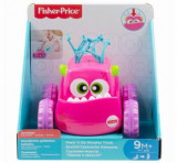 Apasa si porneste monster truck fisher price