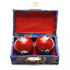 Bile pentru relaxare rosii cu Yin si Yang (Baoding)