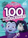 Disney Junior. Vampirina. 100 de jocuri și activități