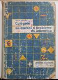 CULEGERE DE EXERCITII SI PROBLEME DE ARITMETICA Clasele V - VII - I. Olivotto
