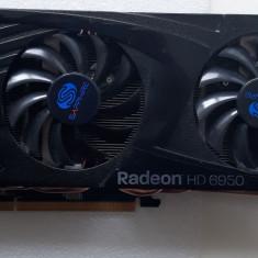 Placa video Sapphire Radeon HD 6950 2GB Dirt 3 Edition