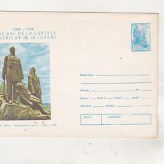 bnk ip Valea Jiului - Monumentul Lupeni 1929 - necirculat - 1979