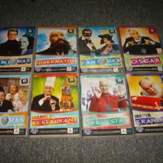 LOUIS de FUNES dvd filme comedie/FANTOMAS/Oscar/Omul orchestra/Mania grandorii