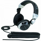 Casti Panasonic Technics pentru DJ RP-DJ1210E-S Negru - Argintiu