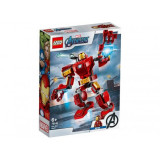 LEGO Marvel Super Heroes Robot Iron Man No. 76140