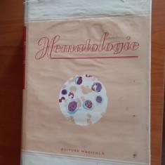 HEMATOLOGIE  ANUL 1959 , PAGINI 837