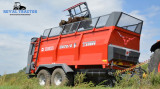 Metal-Fach N272/1 TAURUS masina imprastiat gunoi de grajd