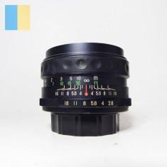 Obiectiv Auto Revuetar 50mm f/2.8 montura M42