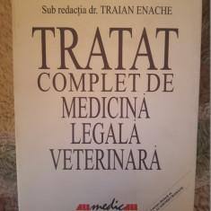 Tratat complet de medicina legala veterinara- Traian Enache raft 3