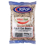 TopOp Black Eye Beans 500g