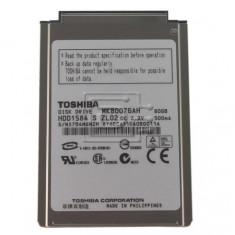 Hard Hdd Toshiba MK8007GAH 80GB 4200 RPM 2MB Buffer ATA