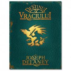 Cronicile Wardstone. Vol 8 - Destinul vraciului - Joseph Delaney