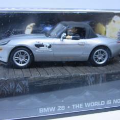 Macheta BMW Z8 James Bond Altaya 1:43