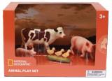 Set 4 figurine - Animalutele de la ferma PlayLearn Toys