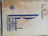 ION MINULESCU - ROMANTE PENTRU MAI TIRZIU, 1927