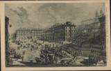 """Carte Postala - Roma - Sparita - Piazza di Spagna """"CP60"""""""