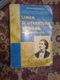 N4 Limba si literatura romana manual pentru clasa a XII -a