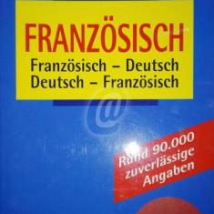 Worterbuch Franzosisch. Franzosisch-Deutsch, Deutsch-Franzosisch