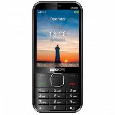 Telefon mobil MaxCom MM330 Single SIM 3G Black
