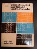 Constructii Metalice Industriale - Victor Popescu ,543945