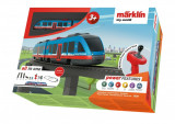 Tren de calatori cu telecomanda si accesorii Airport Express, Marklin