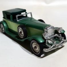 "1930 Model ""J"" Duesenberg Town Car - Matchbox"