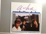 A-ha – Manhatan SkyLine (1987/Warner/RFG) - Vinil/Maxi-Single/ca Nou, Epic rec