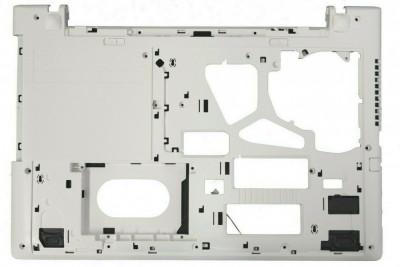 Carcasa inferioara bottom case Laptop Lenovo G50-30 alb foto