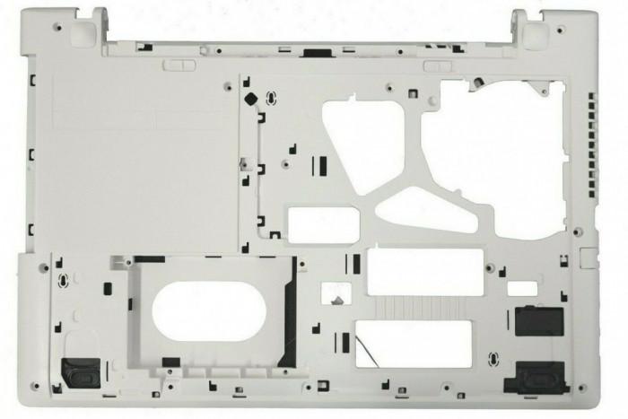 Carcasa inferioara bottom case Laptop Lenovo G50-30 alb