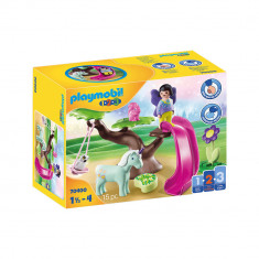 Playmobil 1.2.3 - Locul de joaca al Zanei