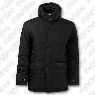 Nordic - Jachetă vătuită, cu glugă foto