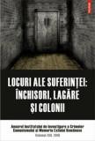Locuri ale suferintei. Anuarul Institutului de Investigare a Crimelor Comunismului si Memoria Exilului Romanesc. Volumul XIII, 2018/***, Polirom