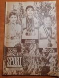 sport decembrie 1987-retrospectiva sportiva a anului 1987