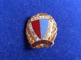 Insignă sportivă - Insignă România - Insignă Clubul Sportiv Arad