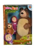 Set Papusa Masha Si Ursul, Simba