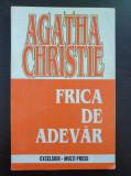 FRICA DE ADEVAR - Agatha Christie