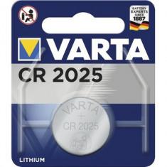 BATERIE VARTA CR2025 1BUC/BLS
