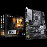Placa de baza gigabyte z390 d socket 1151 dual channel non-eccunbuffered ddr4 nvme pcie gen3