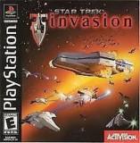 Joc PS1 Star Trek Invasion
