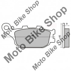 MBS Placute frana sinter Honda Jazz 250 spate, Cod Produs: 225100933RM