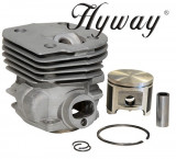 Kit cilindru drujba Husqvarna 350 , 351, 353 , 346 XP Hyway Ø 44 mm (Piston...