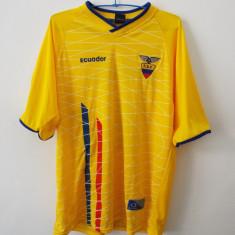 Tricou fotbal Ecuador 9