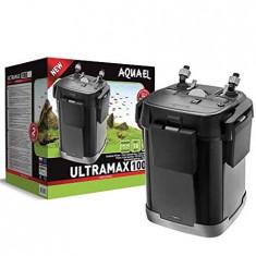 Aquael Filtru Extern UltraMax 1000, 120664, pt 300L, 27x29x34cm