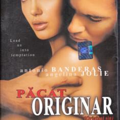 Păcat originar, DVD, Romana, mgm
