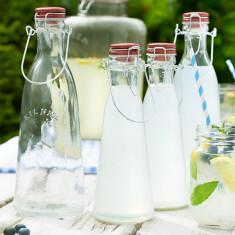 Sticla medie Top cu dop ceramic - 500 ml | Kilner
